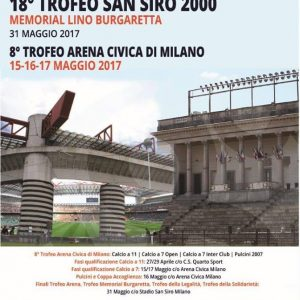 18° TROFEO SAN SIRO 2000