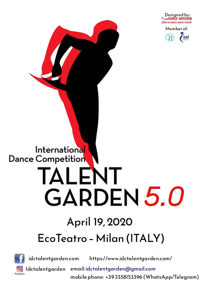 TALENT GARDEN 5.0