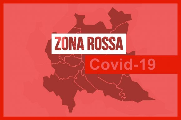 EMERGENZA CORONAVIRUS: REGIONE LOMBARDIA IN ZONA ROSSA