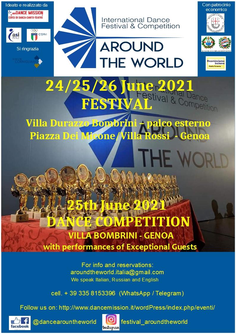 IDFC AROUND THE WORLD 2021 – GENOVA